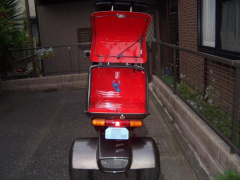 075ジャイロ キャノピー ワゴン